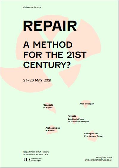 Affiche colloque Repair